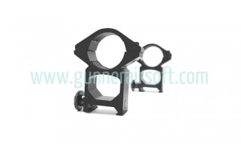 25mm High Mount Rings ( A pair )