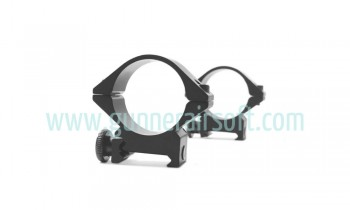 30mm LOW Mount Rings ( A pair )