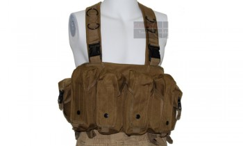 ACM AK Chest Rig (Tan)