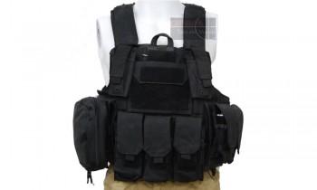 ACM Assult Vest (Black)