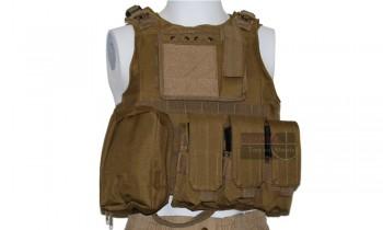 ACM FSBE Vest (Tan)