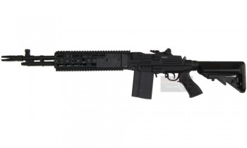 CYMA M14 EBR Black AEG (Full Metal)