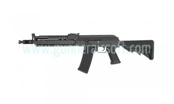 CYMA AK Tactical AEG ( Full Metal )( Black )( M040I )