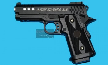 ACM Baby 38 GBB Pistol (Full Metal)