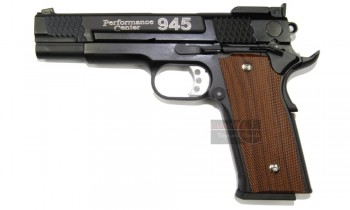 ACM M945 Black GBB (Full Metal) (with Marking)