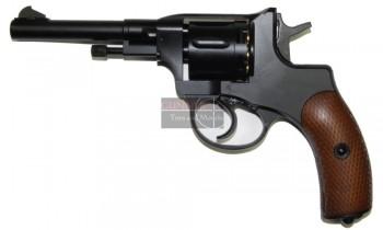 Gun Heaven Nagant M1895 Revolver (Full Metal) (Black)