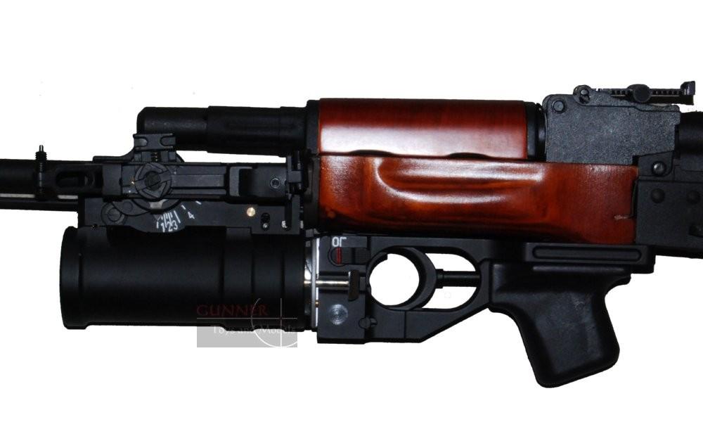 Dboys Gp25 Granade Launcher Full Metal