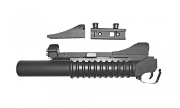 E&C 3 In 1 Metal M203 Grenade Launcher (Long)