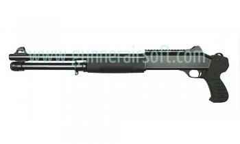 KOER M1014 Tri-Barrel Shotgun ( No Stock )