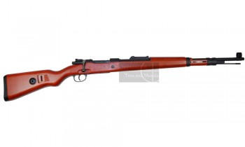 Dboys Gas Powered Kar 98k Rifle (Full Metal) (Real Wood)