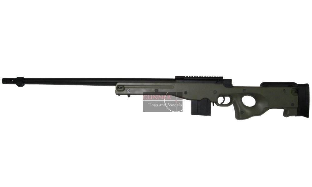 Well L118a Sniper Rifle Od Tm System