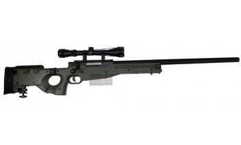 WELL AWP Sniper Rifle with Folding Stock OD