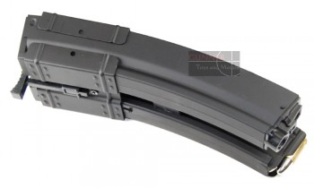 Battle Axe Double MP5 Magazine  (Micro Switch Activated)