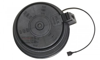 HLK Plastic Drum Magazine for AK (Micro Switch activited)