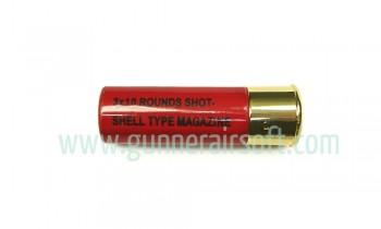 KOER Spare Shotgun Shell ( Pack of 6 )