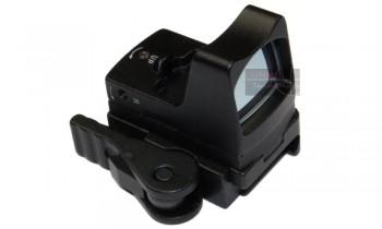 ACM Mini Reflex Sight with bird marking with QD Mount (Type-B)