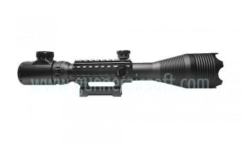 4-16X50mm Tri-Rail Scope W / Illumination