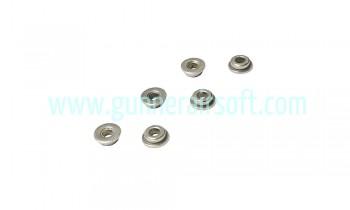 SHS 6 mm Steel Oilless Bushing ( No Cross Slot )