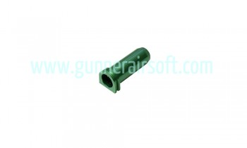 SHS CNC Aluminum Air Seal Nozzle for M14 Series AEG