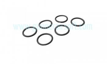 SHS Large O-Ring Set for Cylinder Head ( 6pc )( 5x1mm )